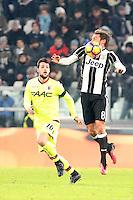 can - 08.01.2017 - Torino - Serie A 2016/17 - 19a giornata  -  Juventus-Bologna nella  foto: Claudio Marchisio