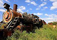 Cuban Trains.