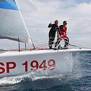 Imoca 60 GAES to New York for the NY-BCN Race