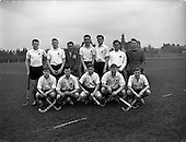 1960 - Interprovincial Hockey: Ulster v Combined Munster and South East