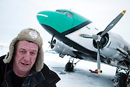 The Ice Pilots of Buffalo Airways, Yellowknife, NWT, Canada