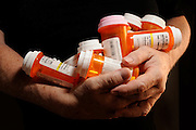 Medications taken by a patient with chronic illness.