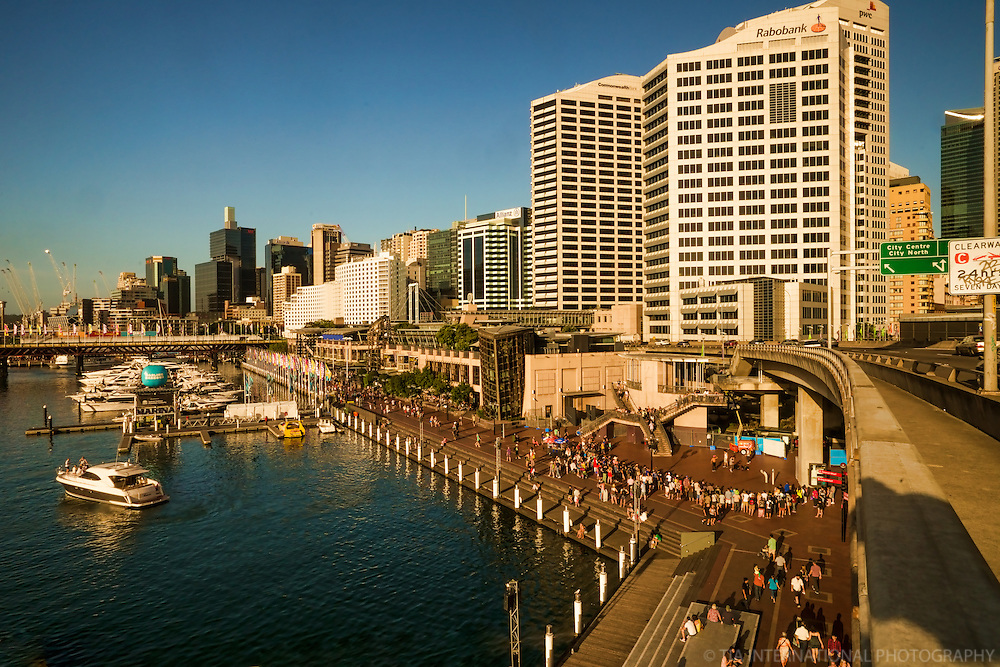Darling Harbour & City Centre