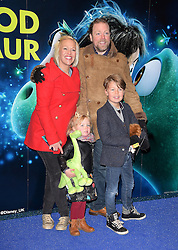 The UK Gala Screening of The Good Dinosaur at Picture House Central, Shaftesbury Avenue, London on Sunday 22 November 201