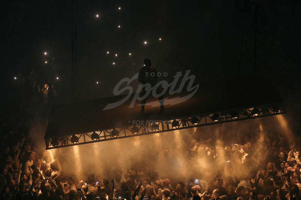 KANYE WEST - SAINT PABLO TOUR - SEPTEMBER 20TH, 2016 - TOYOTA CENTER -HOUSTON, TEXAS <br /> <br /> &copy; TODD SPOTH PHOTOGRAPHY, LLC, 2016
