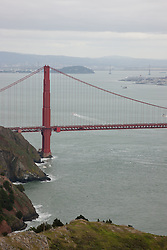 """Golden Gate Bridge 1"" - Photograph of San Francisco's famous Golden Gate Bridge."