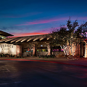 Redrock Canyon Grill Restaurant in Oklahoma City photographed by David Cobb Photography