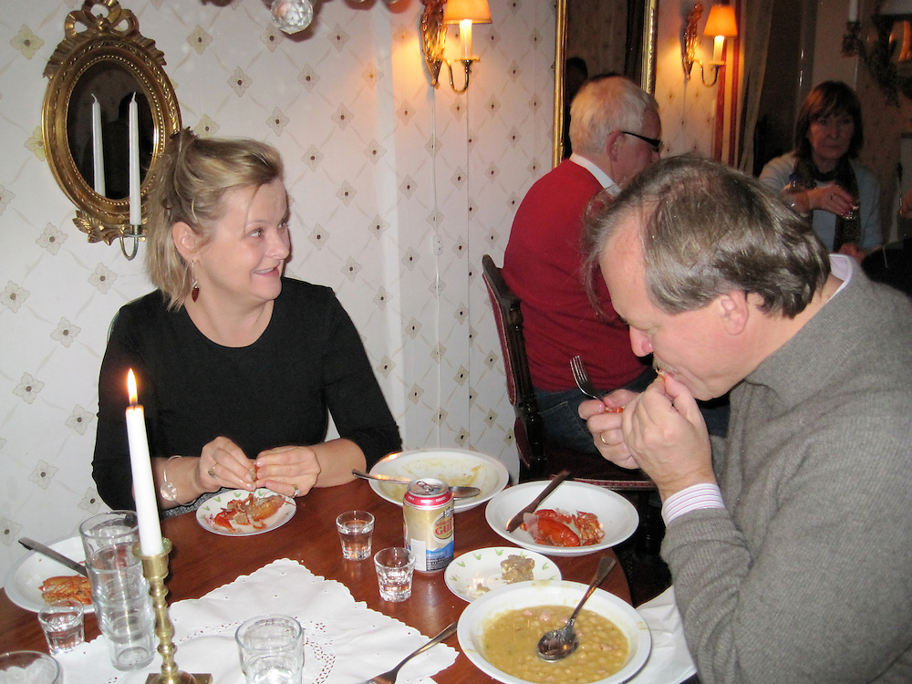 First day of Chris and Ragnhild's wedding celebration in Vadstena, Sweden.Photos by Gizela Maluszynska
