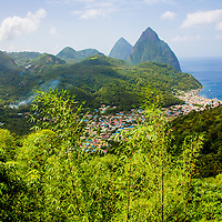 St. LUCIA -- PHOTO / CHIP LITHERLAND