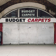 Budget Carpets. <br />