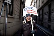 Manifestazione Lega Nord