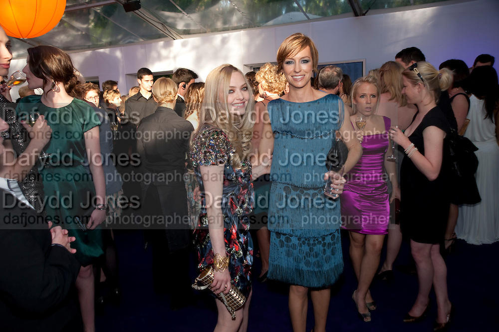 Amanda Seyfried; Jo Elvin, Glamour magazine Women of the Year Awards. Berkeley Square. London. 2 June 2009