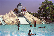Suraj Water Park, Thane, Maharashtra, India