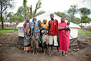 FAMILY PORTRAITS FROM SOUTH SUDAN