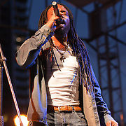 07/30/11 Wilmington DE: Reggae artist Bushman performs live at The Bob Marley 17th Annual People???s Festival Saturday July 30, 2011, at Tubman-Garrett Riverfront Park in Wilmington Delaware...Monsterphoto/SAQUAN STIMPSON