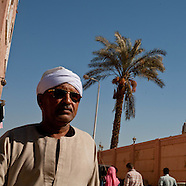 Egypt people portraits stories