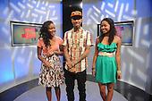 7/25/2011 - BET 106 and Park Presenets Kelly Rowland and Tyga