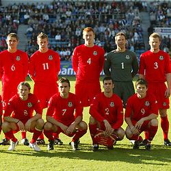 040527 Norway v Wales