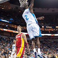 Houston Rockets VS New Orleans Hornets 02.21.2010