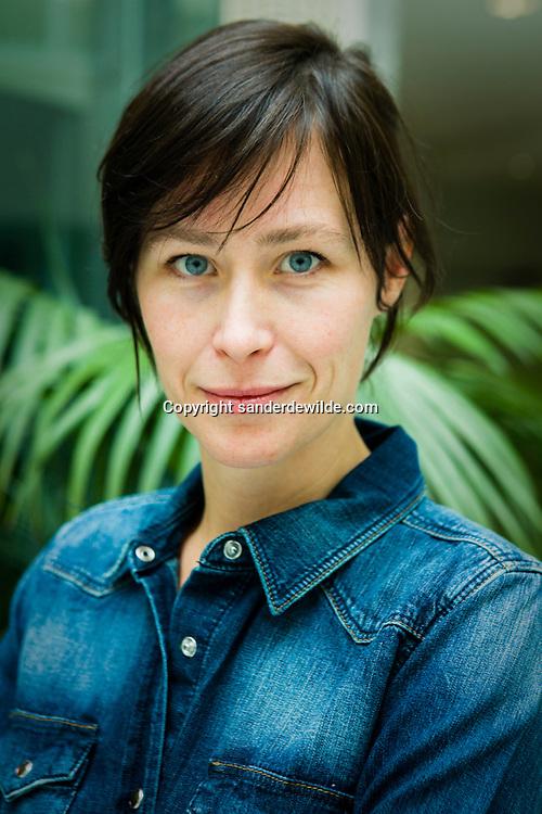 Freya Van den Bossche..Vlaams minister van Energie, Wonen,.Steden en Sociale economie ©sanderdewilde.com 2010
