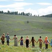 Rainbow Gathering Montana 2013