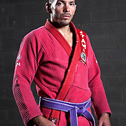 Omar Garza, Brazilian Jiu-Jitsu Instructor at Fit & Fearless, Austin