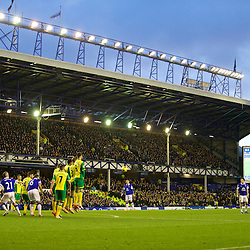 140111 Everton v Norwich
