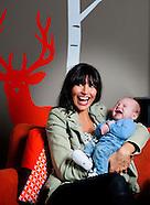 Sandra Schuurhof met haar zoontje