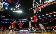 Basketball: 20150125 Los Angeles Lakers vs Houston Rockets