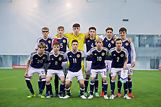 161030 Victory Shield - Scotland v N Ireland