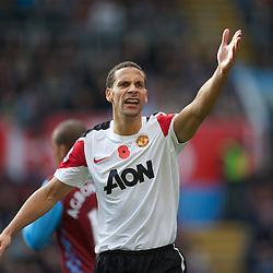 101113 Aston Villa v Man Utd