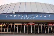 Los Angeles Memorial Sports Arena.