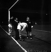 1964 - Soccer International: Ireland v Spain at Dalymount park