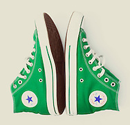 Pair of Converse Baseball Boots
