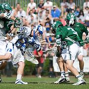 Duke vs Loyola mens Lacrosse <br /> 1st Rd 2008 NCAA Lacrosse Playoffs