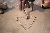 160809 Indiana - Practice/Beach