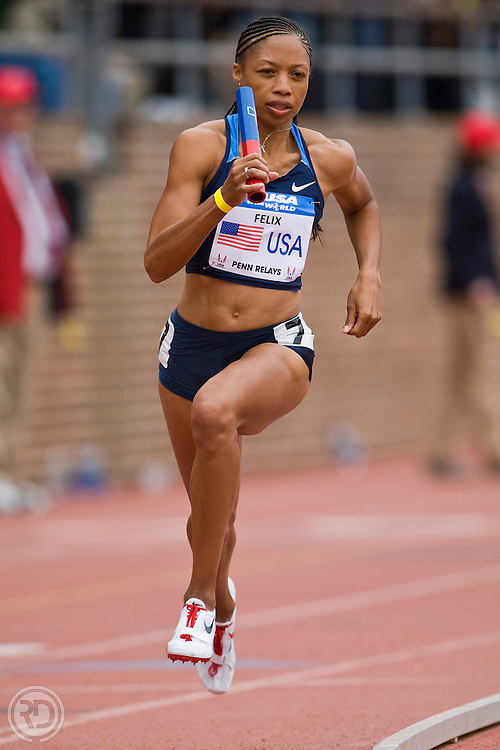 2010 Penn Relays Test Gallery Image..Photograph © Ross Dettman