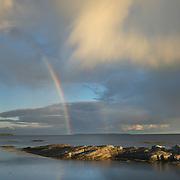 Rainbow, Blue Rocks Nova Scotia