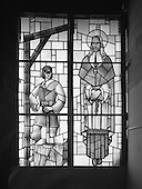 1975 - Stained Glass Window Of St Oliver Plunkett  (J87).