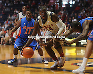 Mississippi's Eniel Polynice vs. Florida at the Tad Smith Coliseum in Oxford, Miss. on Saturday, February 20, 2010 in Oxford, Miss. Florida won 64-61.