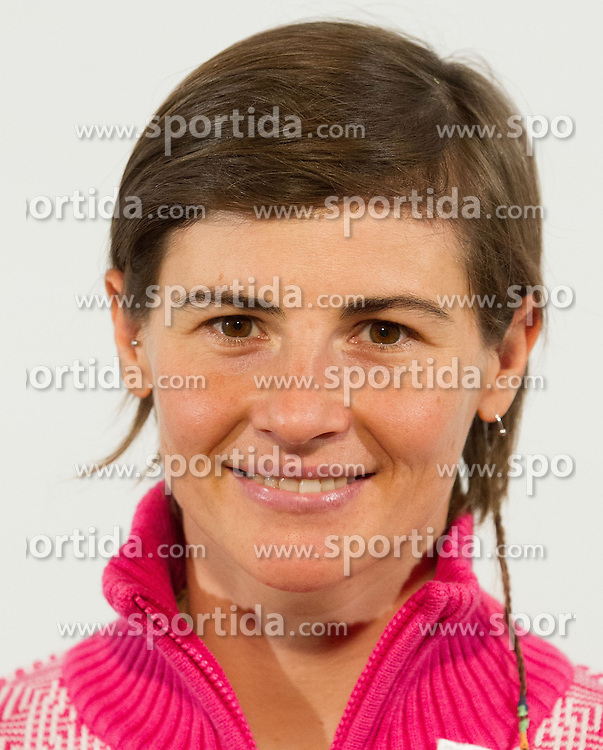 Andreja Mali during media day of Ski Association of Slovenia before new winter season 2012/13, on October 13, 2012, in Cerklje na Gorenjskem, Slovenia. (Photo by Vid Ponikvar / Sportida)