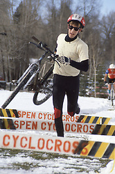 Dave Fisher, Aspen cyclocross 1988