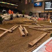 2009 Endurocross-Round 1 -Vegas-Track