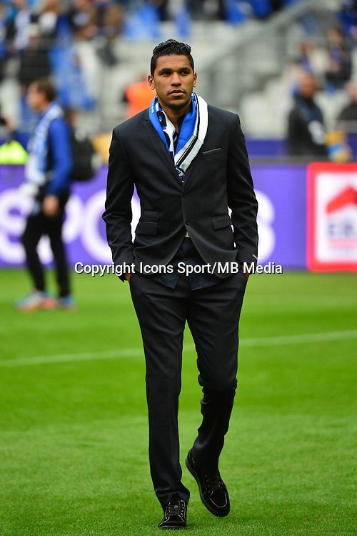 BRANDAO    - 11.04.2015 -  Bastia / PSG - Finale de la Coupe de la Ligue 2015<br />Photo : Dave Winter / Icon Sport
