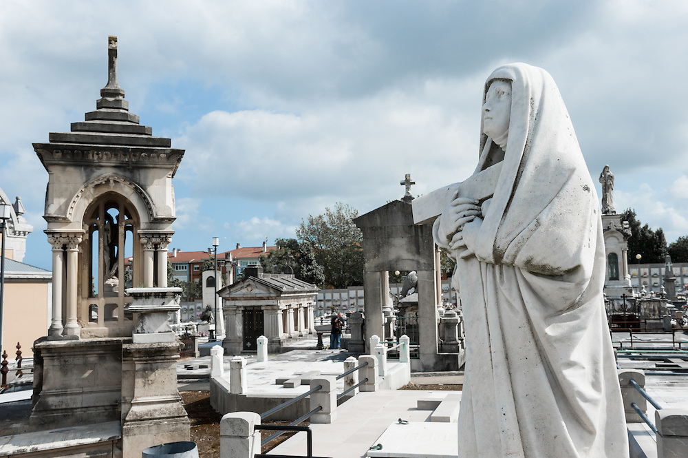 Cementerio de la Carriona, Nothern Spain