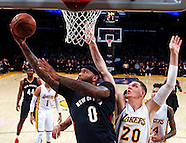 Basketball: 20170305 New Orleans Pelicans vs Los Angeles Lakers