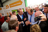 IFA with Minister for Agriculture, Food and the Marine, Simon Coveney, TD  at The National Ploughing