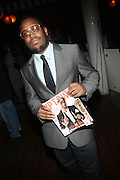 Michael Cooper at Uptown Magazine's 5th Anniversary Party held at The Maritime Hotel on September 22, 2009 in New York City