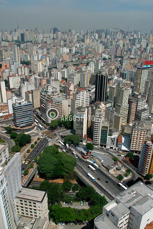 Sao Paulo,SP,Brasil. 19/03/2004.Centro de SP / City Center.Foto Marcos Issa/Argosfoto