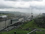 Panama-2014<br /> Rainy season at Atlantic expansion.